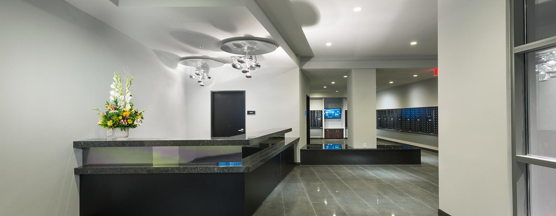 Concierge office